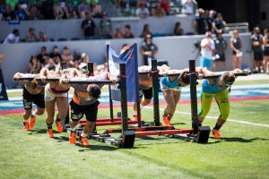 CrossFit Gravity Team Wod